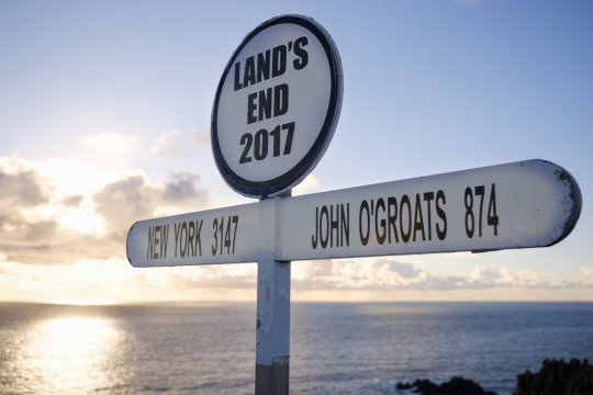 Lands End to John O Groats Cycle Relay
